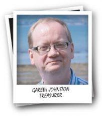 Gareth Johnston